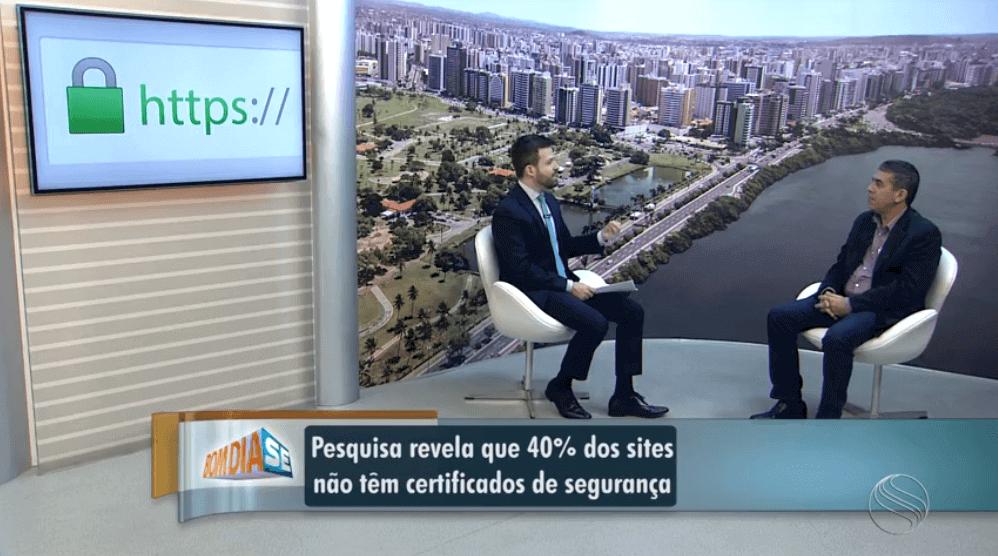 Estudo mostra que 40% dos sites brasileiros não são seguros