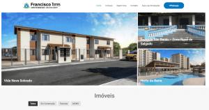 site corretor de imóveis francisco torres