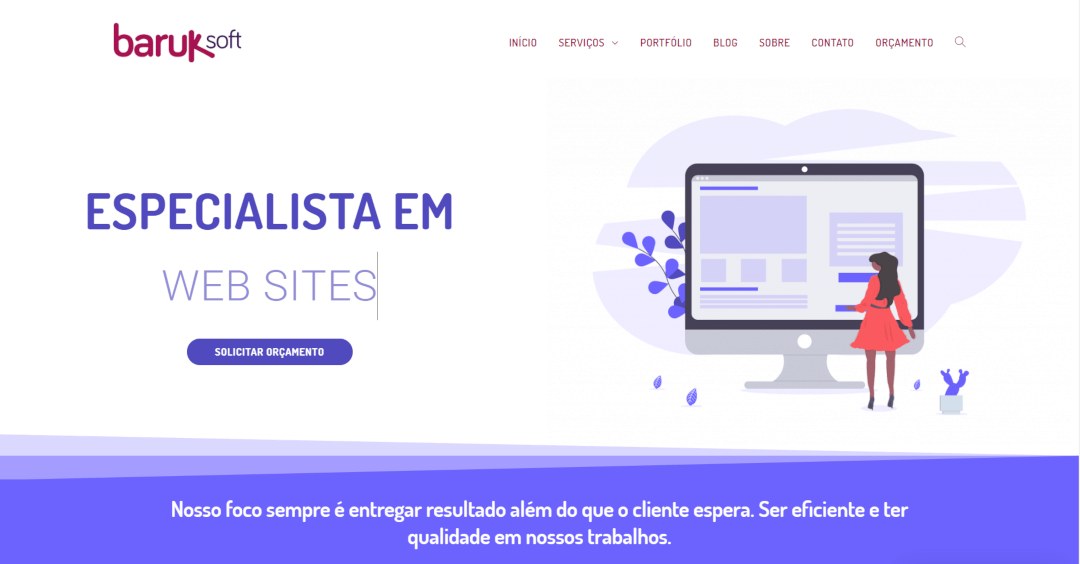 Novo site nova etapa