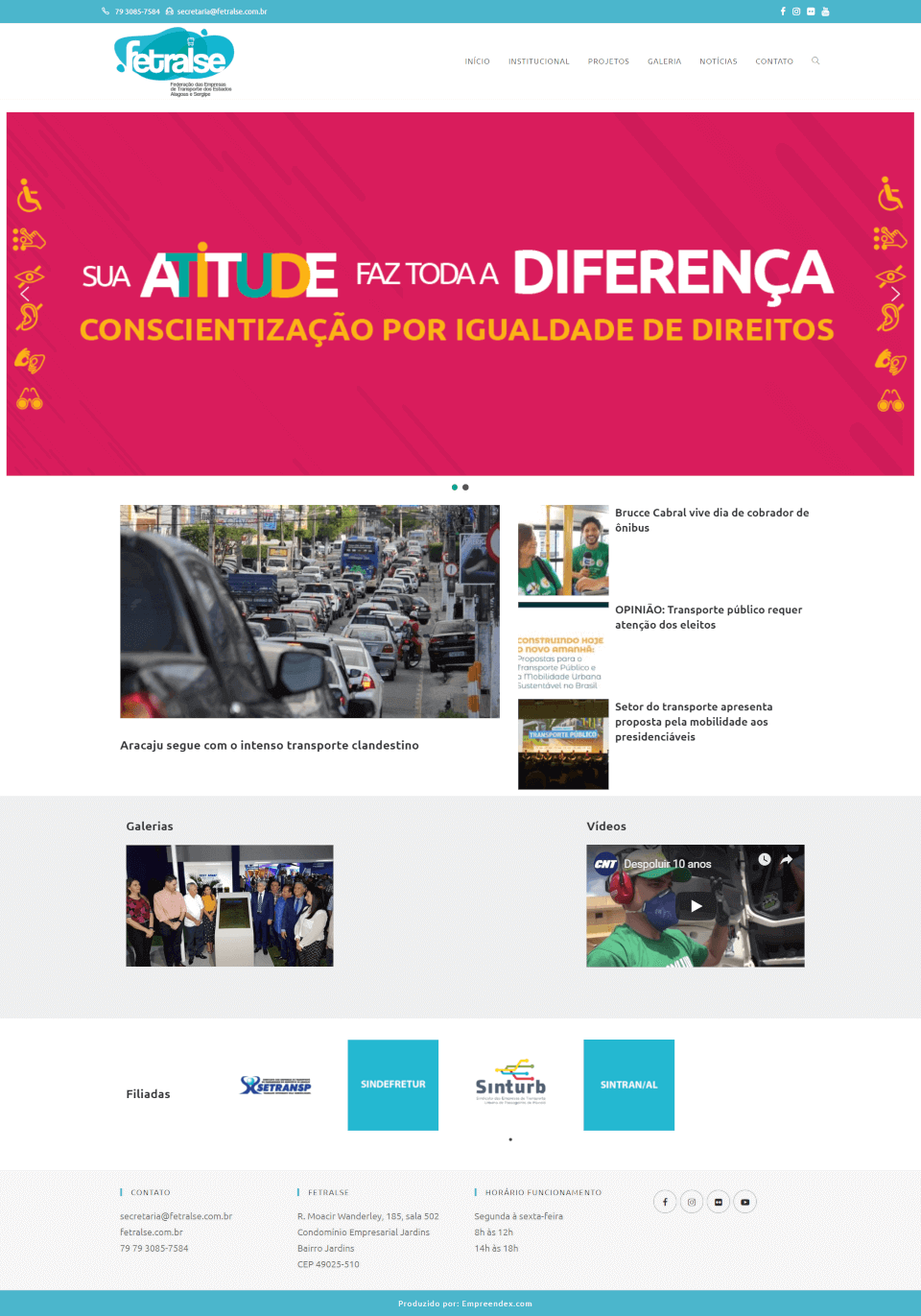 site da fetralse - baruk soft