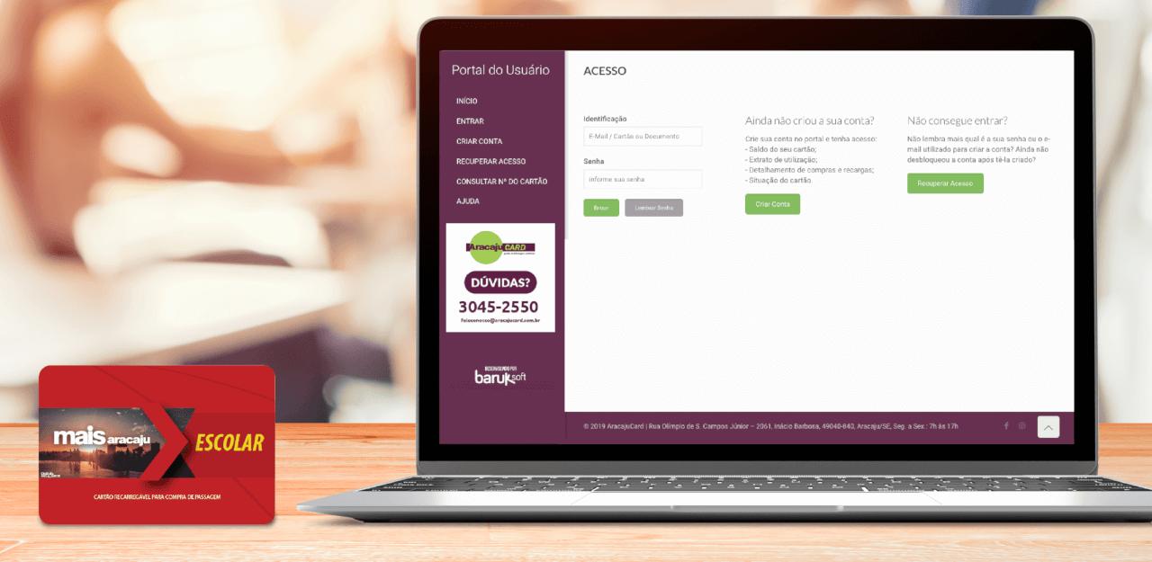 Mais de 41 mil estudantes acessaram o novo Portal do Usuário