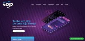 criação de sites e loja virtual por assinatura