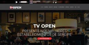capa site tv open