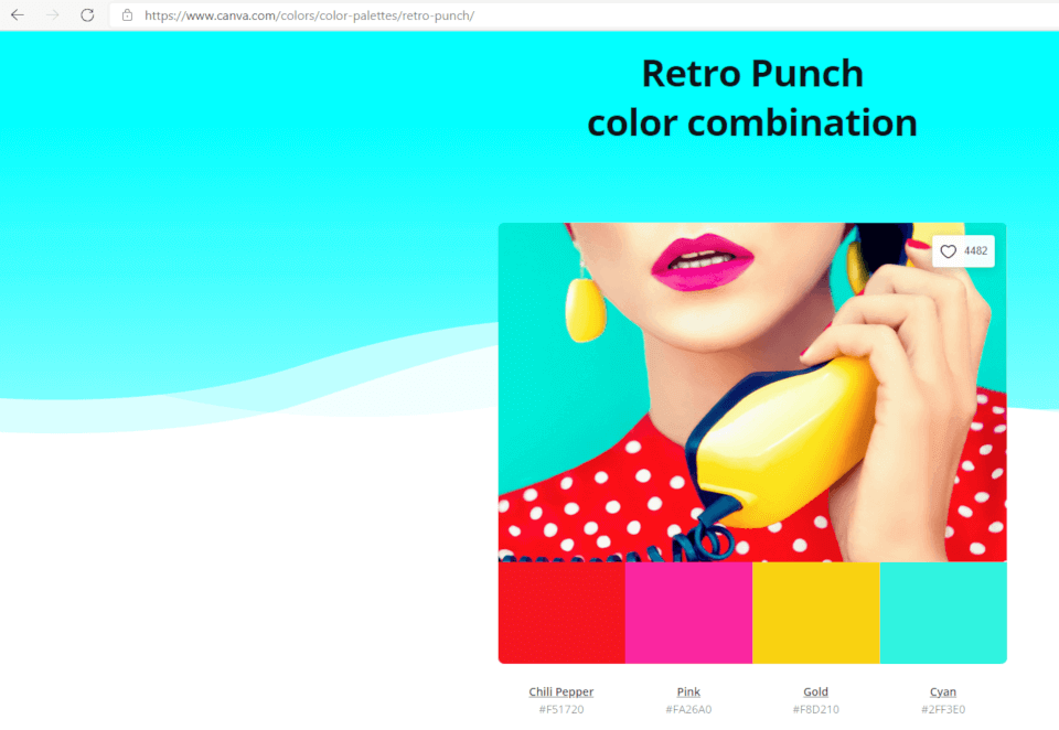 aprenda a criar paleta de cores no canva gratis - ferramenta combinacao de cores canva