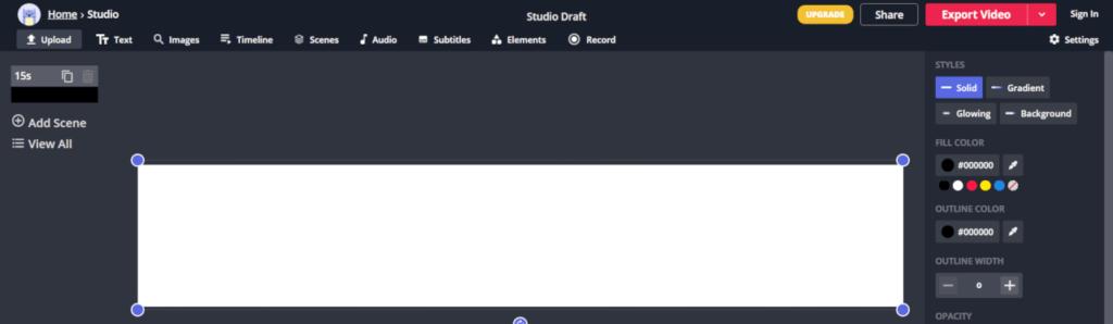 ajustando a barra de progresso para que ocupe a área do projeto