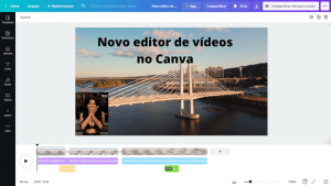 Read more about the article Novo editor de Vídeos no Canva